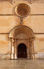 Haupteingang Kirche Felanitx