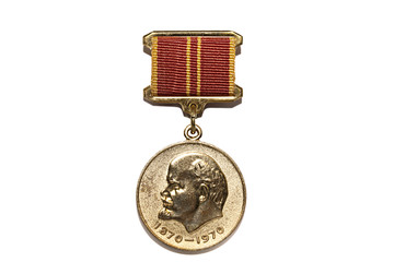 Medal For Selfless Work  1870  - 1970