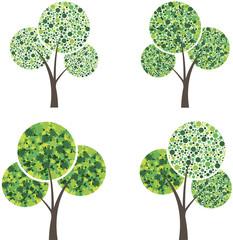 Art season trees