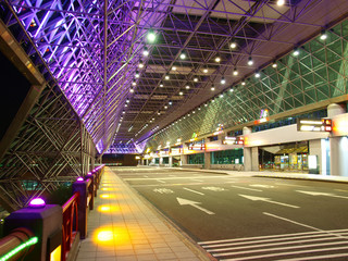 Airport of Taiwan