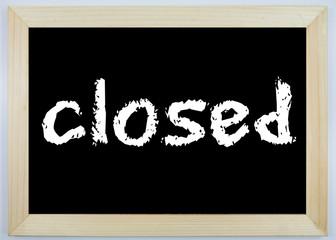 Tafel - closed