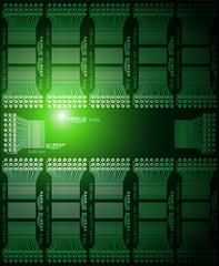 Electronic background