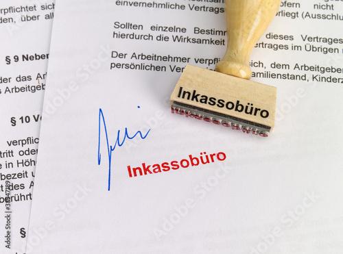Stempel Inkassobüro Stockfotos Und Lizenzfreie Bilder Auf Fotolia