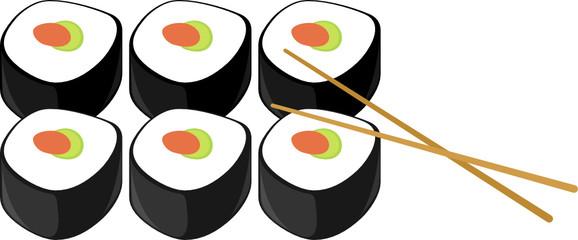 A set of rolls
