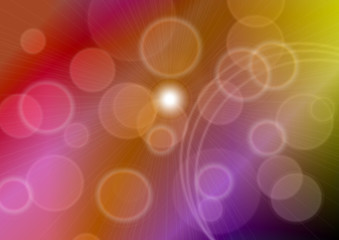 color abstract light background