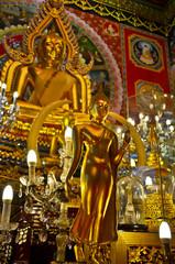 Buddha's various action
