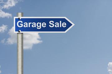 Garage Sale this way
