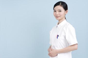 女性の看護士