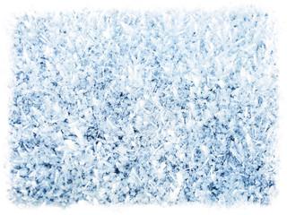 Grunge snow texture