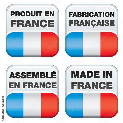 Fabriqu assembl produit en france fichier vectoriel libre de - Televiseur fabrique en france ...