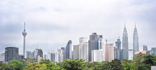 Fotobehang Kuala Lumpur Kuala Lumpur