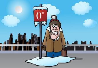 zero degree sign