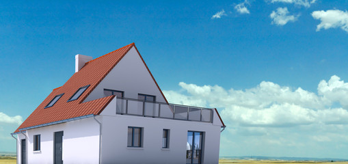 French house, real estate 04