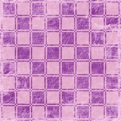 grunge illustration of chessboard