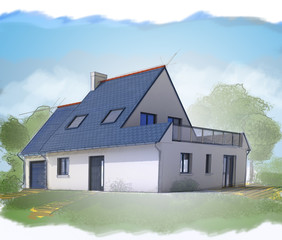 French house, real estate 17