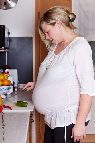 Hochschwangere