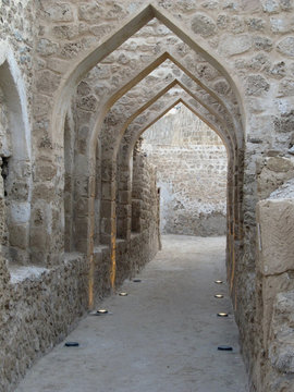 Bahrain, Portuguese Castle, Qal'at Bahrain