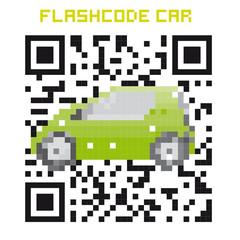 Flashcode Voiture