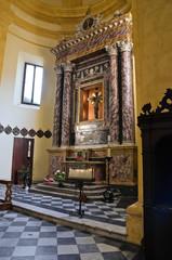 Collegiate Church of Brisighella. Emilia-Romagna. Italy.