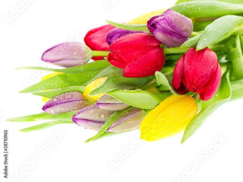 8 Марта, праздник, цветы, желтые загрузить