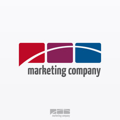 Logo Communication Marketing