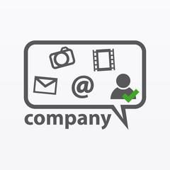 Logo Télécommunication