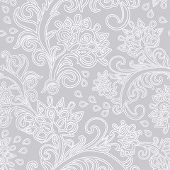 .Floral seamless pattern