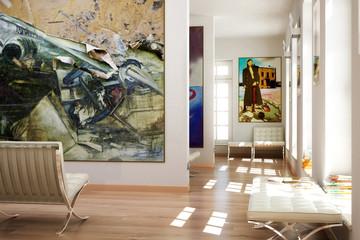 In der Bildergalerie II