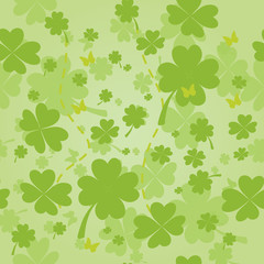 St. Patricks's day background