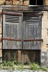 habitation abandonnée