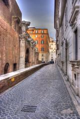Roma, Pantheon, via della Palombella