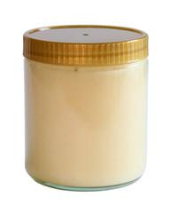 Fototapete - honey jar