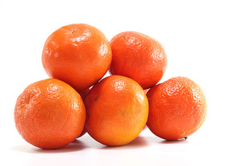 juicy mandarins