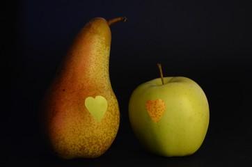 Herhaftes Obst