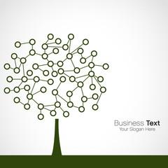 vecteur arbre design