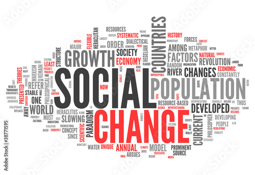 social changes evolution essay