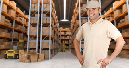 warehouse delivery f
