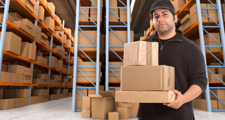 warehouse delivery o