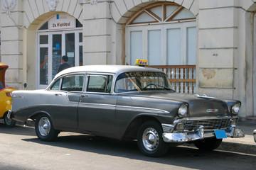 Door stickers Cars from Cuba Auto tipica di Cuba