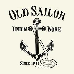Old Sailor Anchor