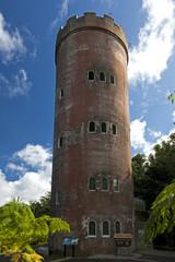 Yokahu tower in Yunque Nation park, Puerto Rico