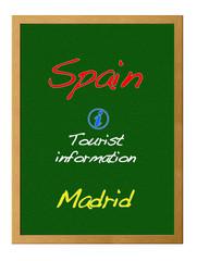 Spain, Madrid.