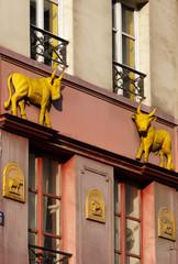 Paris, commerce rue Mouffetard