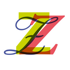 Lettrine_Z