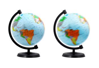 Terrestrial globe