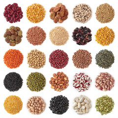 Legume collection