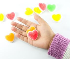 Jelly sweet love