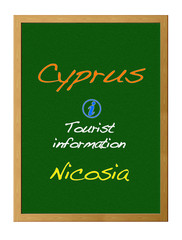 Cyprus, Nicosia.