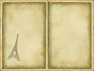 Old paris paper