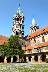 Dom von Naumburg, Saale / Deutschland